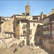 Postales - ALBARRACIN - PLAZA DEL CAUDILLO - 45515073