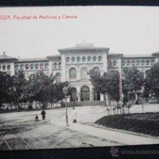 Postales: ZARAGOZA.- PUEN TE COLGANTE DEL GALLEGO. Lote 45539765