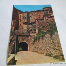 Postales: Aª POSTAL-ALBARRACÍN-TERUEL-VISTA DEL TUNEL-NUEVA-SIN CIRCULAR-VER FOTOS.. Lote 45616507