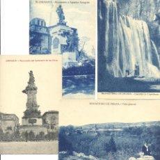 Postales: LOTE DE POSTALES ZARAGOZA. Lote 45622449