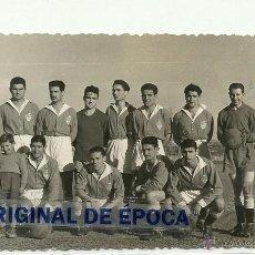 Postales: (PS-41861)FOTO DE BINEFAR-EQUIPO DE FUTBOL 1952 (12,5 X 7,5 CM.). Lote 45708829