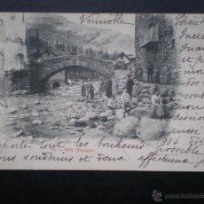 Postales: CATALUÑA ISIL LÉRIDA AÑO 1904 POSTAL ANTIGUA. Lote 45786233