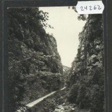 Postales: CASTEJON DE SOS - 19 - CONGOSTO SEIRA AL VALLE - ED· SICILIA - (24262). Lote 45793503