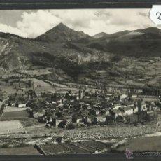 Postales: BENASQUE - 43 - VISTA GENERAL - ED· SICILIA - (24274). Lote 45793781