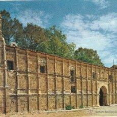 Postales: Nº 14384 POSTAL MONASTERIO DE PIEDRA ZARAGOZA FACHADA DEL PALACIO ABACIAL. Lote 45828251