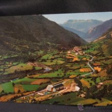 Postales: POSTAL - TORLA - CAMPING DE ORDESA - 1ª CATEGORIA - HUESCA - . Lote 45923409