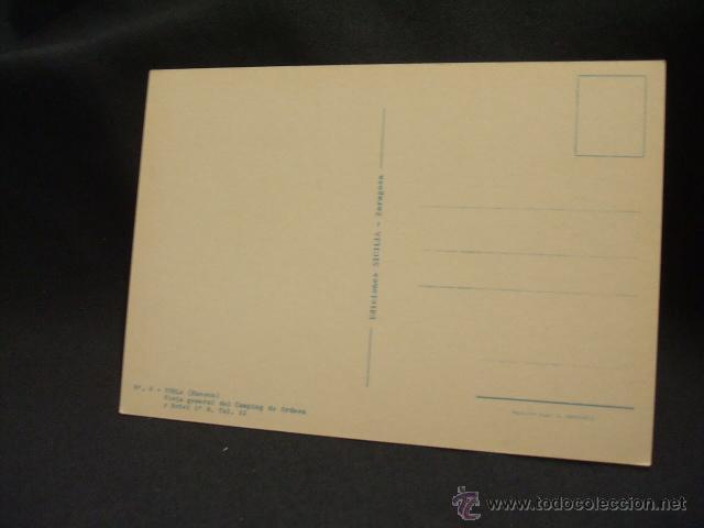 Postales: POSTAL - TORLA - VISTA GENERAL DEL CAMPING DE ORDESA - HUESCA - - Foto 2 - 45923556