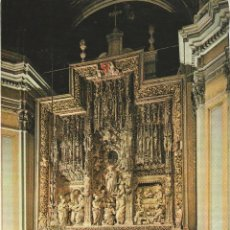 Postales: Nº 14813 POSTAL BASILICA DEL PILAR ALTAR MAYOR ZARAGOZA. Lote 45972293