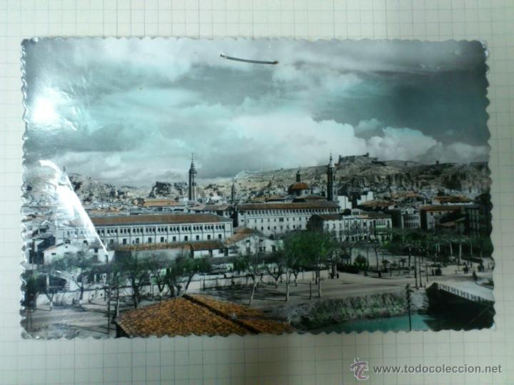 POSTAL CALATAYUD VISTA PARCIAL CIRCULADA SICILIA Nº 29 (Postales - España - Aragón Moderna (desde 1.940))
