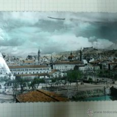 Postales: POSTAL CALATAYUD VISTA PARCIAL CIRCULADA SICILIA Nº 29. Lote 45982660