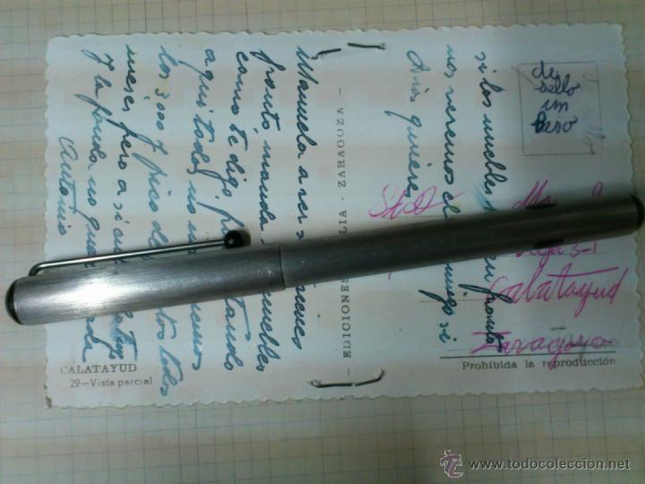 Postales: POSTAL CALATAYUD VISTA PARCIAL CIRCULADA SICILIA Nº 29 - Foto 2 - 45982660
