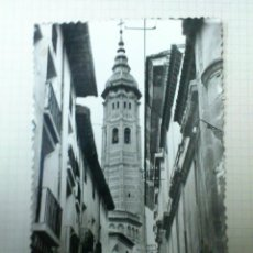 Postales: POSTAL CALATAYUD TORRE MUDEJAR.. EDICIONES SICILIA. Lote 45994576
