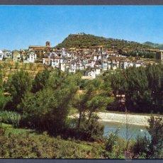 Postales: BOLTAÑA. PIRINEO ARAGONES. VISTA GENERAL. Lote 46035452
