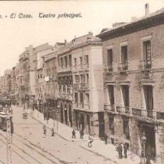 Cartes Postales: ZARAGOZA, EL COSO. TEATRO PRINCIPAL - LFO - SIN CIRCULAR. Lote 46046247
