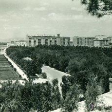 Postales: ZARAGOZA PARQUE DEL GENERAL PRIMO DE RIVERA . Lote 46364025