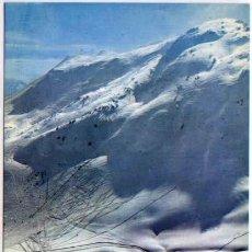 Postales: POSTAL HUESCA CANFRANC CANDANCHU PISTAS DEL TOBAZAO ED. SICILIA N0 48 . Lote 46443161