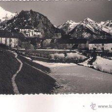 Postales: POSTAL DE TRAMACASTILLA (VALLE DE TENA) VISTA PARCIAL. Lote 46450387