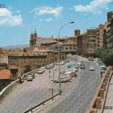 Cartoline: Nº 20353 POSTAL TERUEL PASEO DEL GENERALISIMO. Lote 46949834