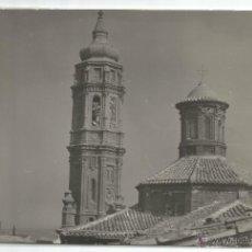 Postales: VALDEALGORFA .- VISTA DE LOS TORREONES Y CAPILLA .- SIN CIRCULAR. Lote 176337739
