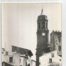 Postales: LA IGLESUELA DEL CID .- VISTAS .- EXCLUSIVAS RAFAEL IZQUIERDO. Lote 47091977