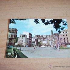 Postales: TARAZONA ( ZARAGOZA ) PLAZA ZARAGOZA . Lote 47096119