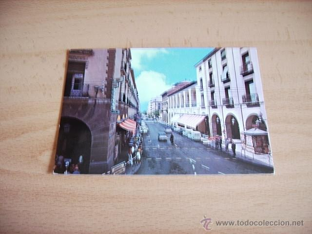 HUESCA -- PORCHES DE GALICIA -- (Postales - España - Aragón Moderna (desde 1.940))