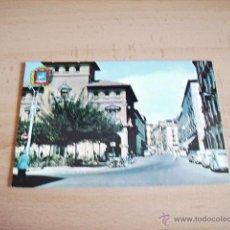Postales: HUESCA -- PORCHES VEGA ARMIJA --. Lote 47096477