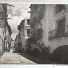 Postales: LA FRESNEDA N º 14 .- CALLE MAYOR .- EDICIONES SICILIA . Lote 47097679