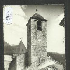 Postales: BENASQUE - 30 - IGLESIA - ED· ARRIBAS (28523). Lote 47193352