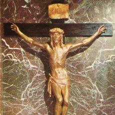 Postales: POSTAL RELIGIOSA, CAPILLA SANTISIMO, TORRECIUDAD, HUESCA - EDI. SICILIA C.I.D. 30.000.5.79. Lote 47416908