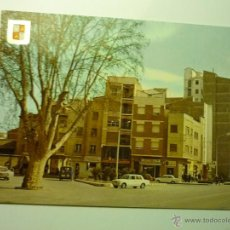 Postales: POSTAL MONZON .-AV. DE LERIDA.--. Lote 47714617