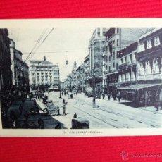 Postales: EL COSO - ZARAGOZA. Lote 47966903