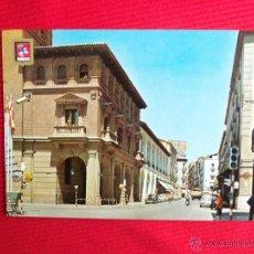 Postales: PORCHES DE GALICIA - HUESCA. Lote 48022814