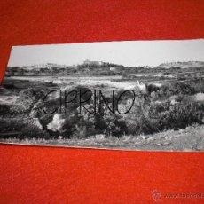 Postales: ARAGON TERUEL CALANDA POSTAL TARJETA FOTOGRAFICA CIRCULADA SELLO FRANCO 1967. Lote 48139307