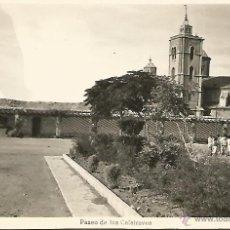 Postales: ALCAÑIZ - PASEO DE LOS CALATRAVOS - EDIC. SICILIA. Lote 48369082
