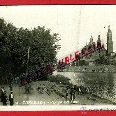 Cartes Postales: POSTAL ZARAGOZA, PLAYA DEL EBRO, P97924. Lote 48402100