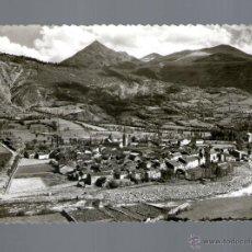 Postales: BENASQUE VISTA GENERAL HUESCA - EDICIÓN SICILIA - POSTAL. Lote 48507073