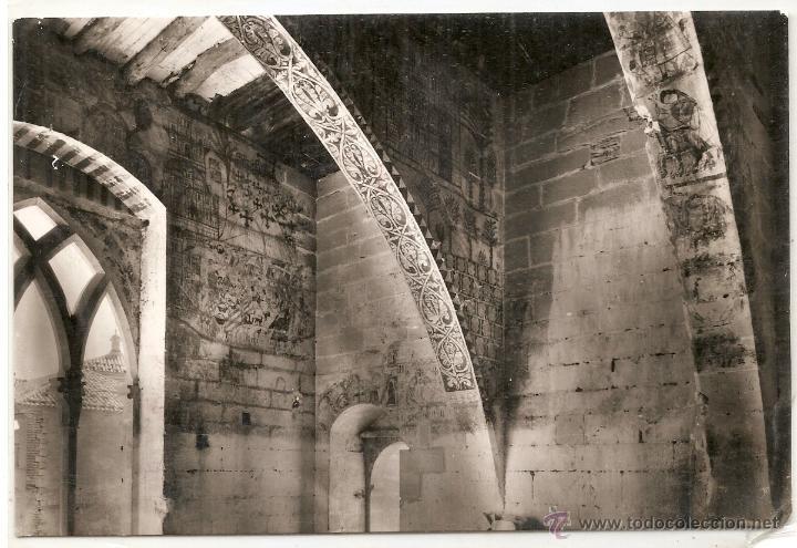 ALCAÑIZ. CASTILLO DE LOS CALATRAVOS (Postales - España - Aragón Moderna (desde 1.940))