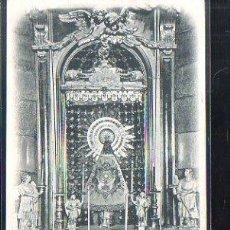 Postales: TARJETA POSTAL DE ZARAGOZA - CAMARIN DE NTRA. SRA. DEL PILAR. Nº 28. L.ESCOLA. 1900. VER DORSO. Lote 48706382