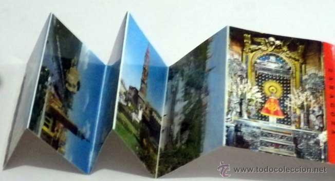 Postales: estuche 16 postales panoramicas zaragoza desplegable en acordeon,años 60-70 - Foto 4 - 48744034