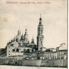 Postales: ZARAGOZA-TEMPLO DEL PILAR-THOMAS. Lote 48839015