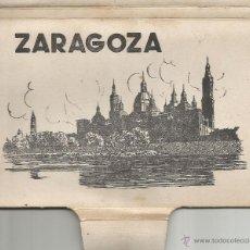 Postales: ZARAGOZA. Lote 49043875