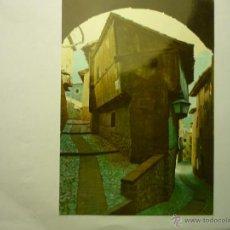 Postales: POSTAL ALBARRACIN .-ARCO PORTAL MOLINA.-ESCRITA BB. Lote 49261124