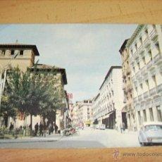 Postales: HUESCA -- PORCHES DE GALICIA. Lote 49457137