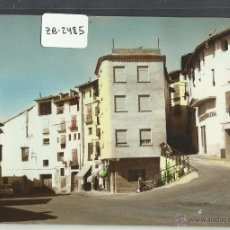 Postales: BENABARRE - CALLE D.VICENTE PIÑES - (ZB-2485). Lote 49512562