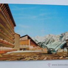 Cartes Postales: POSTAL / HOTEL FORMIGAL / SALLENTE DE GALLEGO / AUTOMOVIL / HUESCA. Lote 49572304