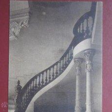 Postkarten - ZARAGOZA, COLEGIO ESCUELAS PIAS , ESCALERA PRINCIPAL. (FOTOTIPIA THOMAS). SERIE A Nº4. - 120288315