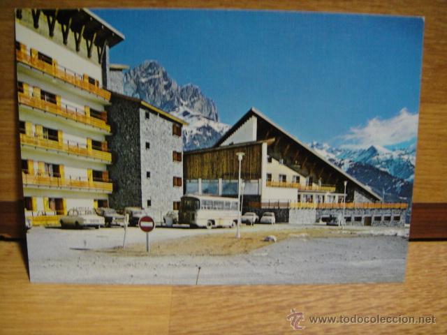 HUESCA - SALLENT DE GALLEGO - HOTEL FORMIGAL (Postales - España - Aragón Moderna (desde 1.940))
