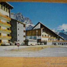 Postales: HUESCA - SALLENT DE GALLEGO - HOTEL FORMIGAL. Lote 49719854