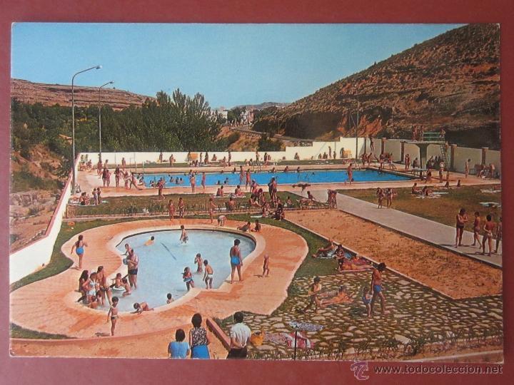 Alcorisa teruel piscina municipal comprar postales de for Piscina teruel
